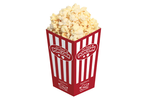 Popcorn Pop-up Boxes, set of 10