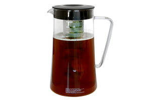 Iced Tea Maker Pitcher with Infusion Tube