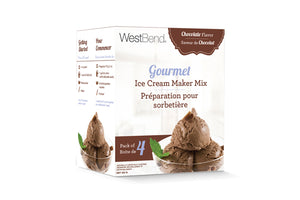 West Bend Chocolate Ice Cream Mix