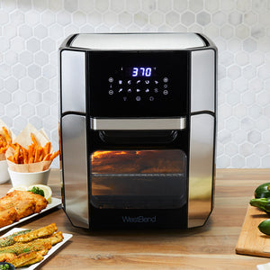 12.6 Qt. XL Digital Air Fryer Oven-Air Fryer-West Bend