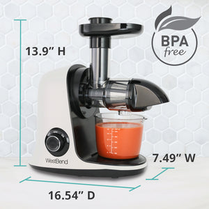 Cold Press Juicer-Juicers-West Bend