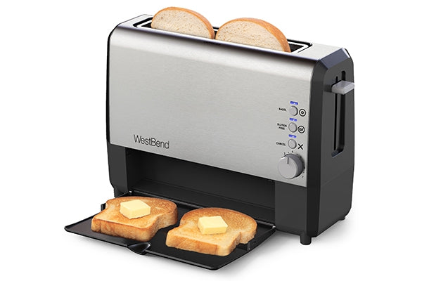 QuikServe™ Toaster, Stainless