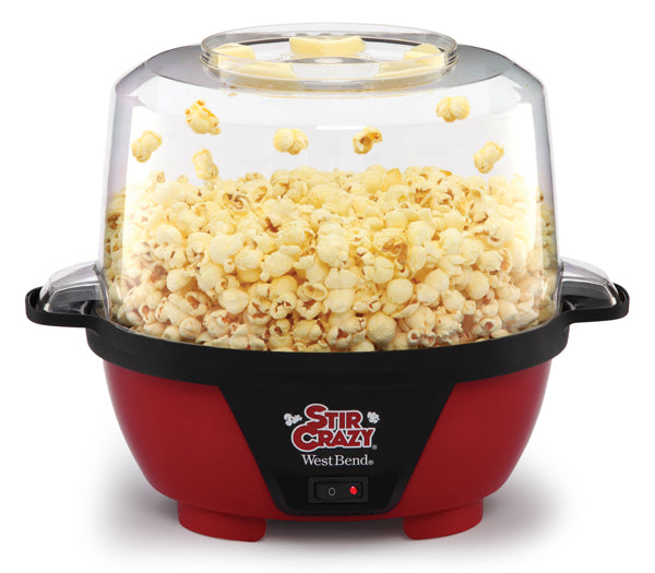 Stir Crazy Popcorn Machine
