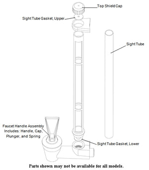 Urn Faucet Assembly