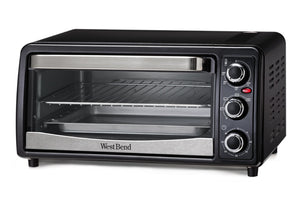 West Bend Countertop Convection Toaster Oven