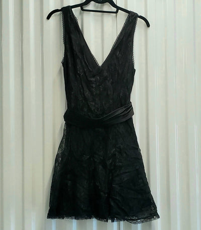 BCBG Beautiful Black Dress