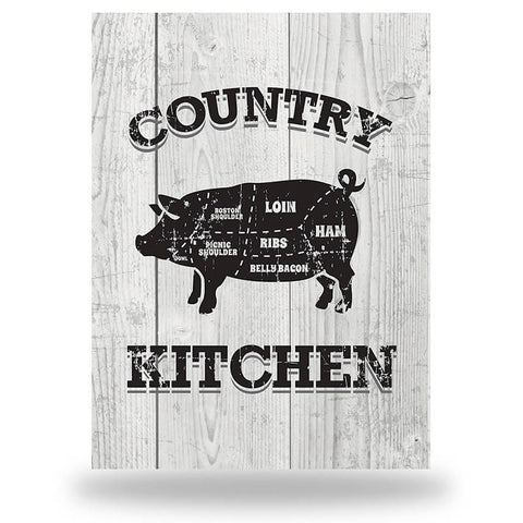 Country Kitchen (8x10)