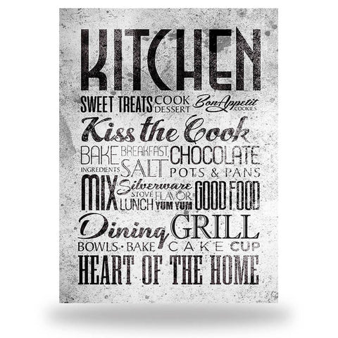 Kiss the Cook (8x10)