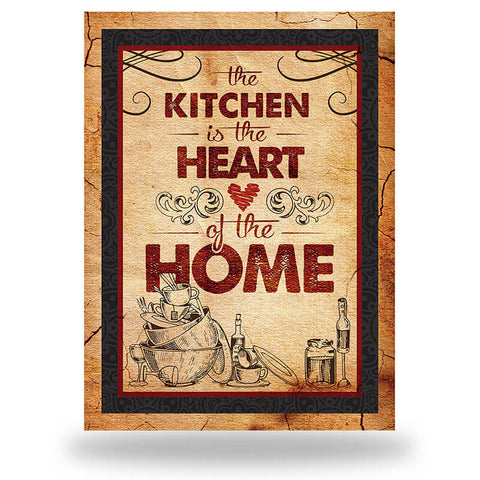 Heart of the Home (8x10)