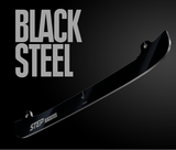Step Steel Blacksteel Black Blades - For Bauer Lightspeed 2 Holder