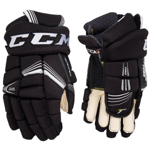CCM 7092 Tacks Junior Hockey Glove