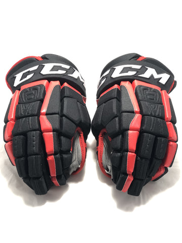 "CCM HGCL Chicago Blackhawks 14"" Hockey Gloves"