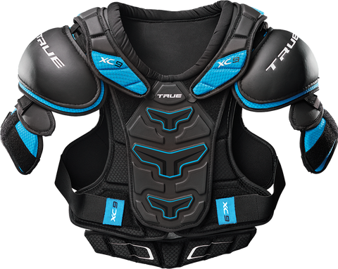 True XC9 2019 Senior Shoulder Pads