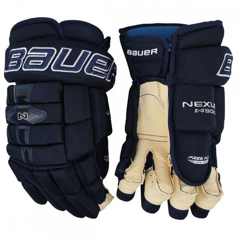 Bauer Nexus N9000 Junior Hockey Gloves