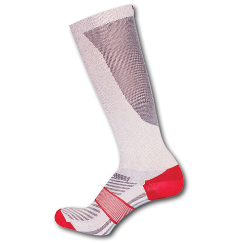 Blue Sports Compression Skate And Training Sock