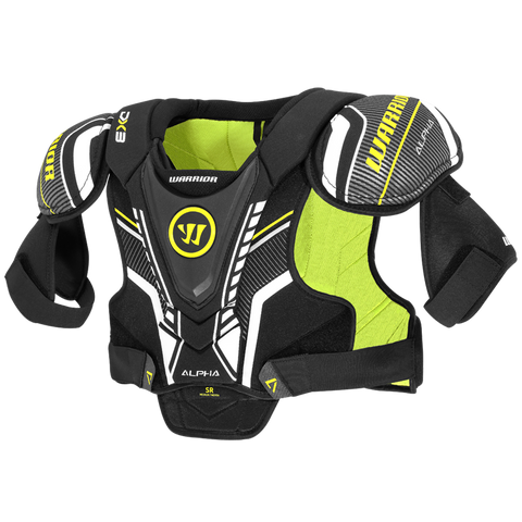 Warrior Alpha DX3 Junior Shoulder Pad