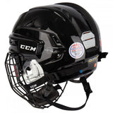 CCM Tacks 910 Hockey Helmet Combo