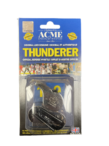 Acme Thunderer Official Referee Whistle (477/58)