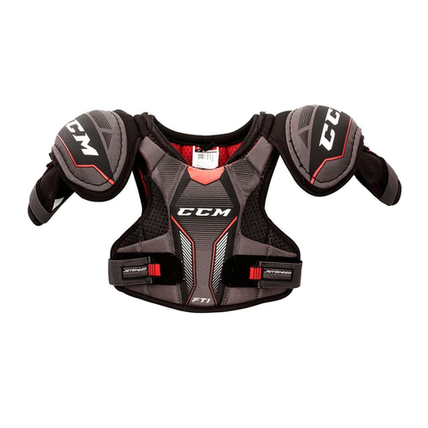 CCM Jetspeed FT1 YTH Hockey Shoulder pad