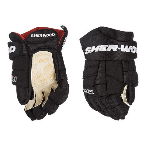 Sher-wood Rekker M90 Junior Hockey Glove