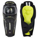 Warrior Alpha QX  Youth Hockey Shin Guards
