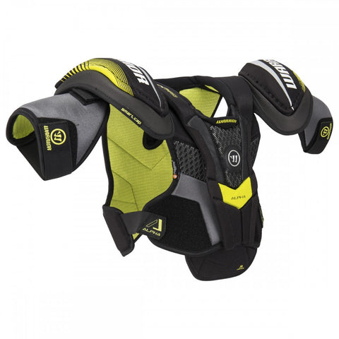 Warrior Alpha QX Junior Shoulder Pads