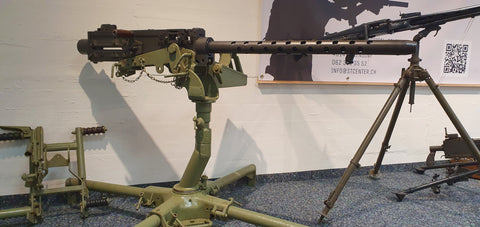 Browning M3 .50 BMG-Swiss Tactical Center
