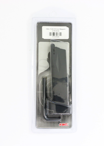 KWC P226 X5 Co2 Magazin-Swiss Tactical Center