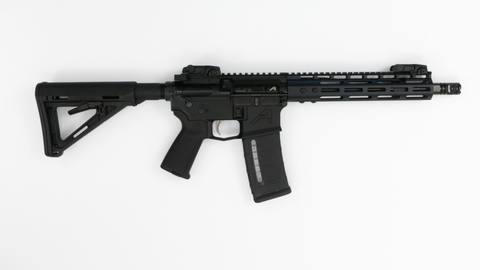 "Custom AR 15 10.5"" ""STS""-Swiss Tactical Center"
