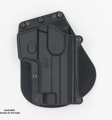 Fobus Paddle Holster  Swiss Tactical Center - Swiss Tactical Center