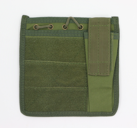MOLLE Admin Pouch Large-Swiss Tactical Center-Swiss Tactical Center