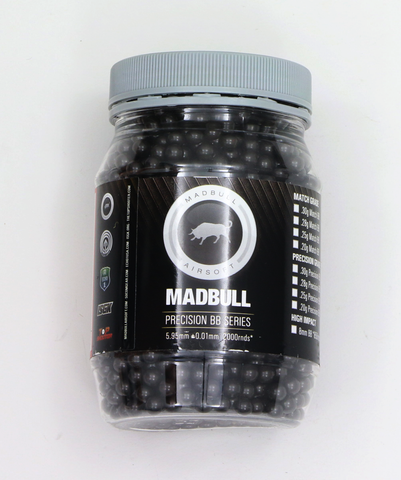 Madbull 6mm 0.43g BBs-Swiss Tactical Center-Swiss Tactical Center