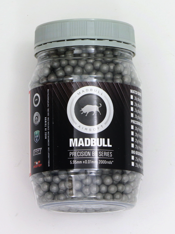 Madbull 6mm 0.4g BBs-Swiss Tactical Center-Swiss Tactical Center