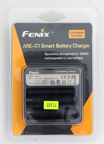 Fenix ARE-C1 Smart Battery Charger-Swiss Tactical Center-Swiss Tactical Center