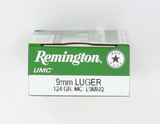 Remington 9mm Luger-Swiss Tactical Center-Swiss Tactical Center