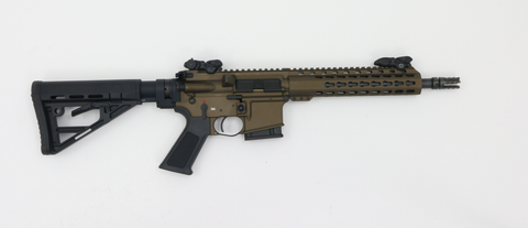 "Schmeisser AR 15 10.5"" Bronze-Swiss Tactical Center-Swiss Tactical Center"