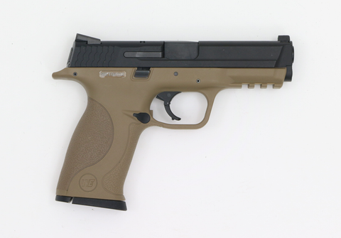WE M&P Tan GBB-Swiss Tactical Center-Swiss Tactical Center