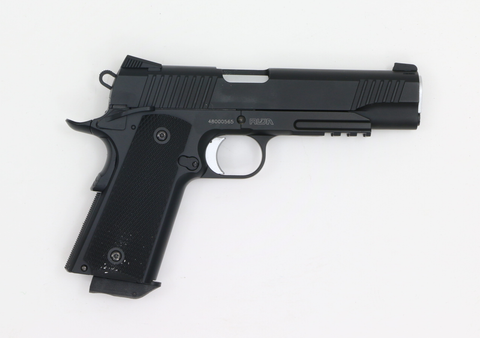 KWC 1911 Nighthawk Custom Recon Co2 Blowback-Swiss Tactical Center-Swiss Tactical Center