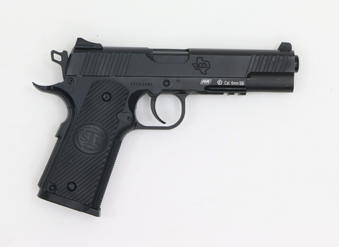 ASG STI M1911 Duty One Co2 Blowback  Swiss Tactical Center - Swiss Tactical Center
