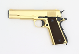 WE M1911A1 Gold GBB-Swiss Tactical Center-Swiss Tactical Center