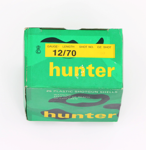 Hunter 12/70 Buckshot-Swiss Tactical Center-Swiss Tactical Center