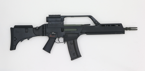 Heckler und Koch G36 KV Schwarz AEG-Swiss Tactical Center-Swiss Tactical Center