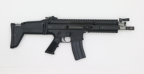 WE Scar L Open Bolt Schwarz GBB-Swiss Tactical Center-Swiss Tactical Center
