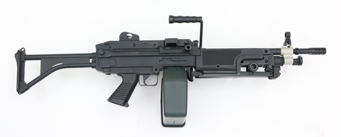 A&K M249 AEG-Swiss Tactical Center-Swiss Tactical Center