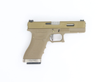 WE G18C Custom Tan GBB-Swiss Tactical Center