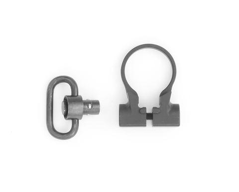 CAA Push Button Sling Swivel Mount