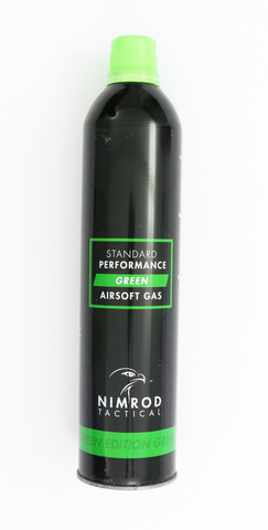 Nimrod Green Gas-Swiss Tactical Center
