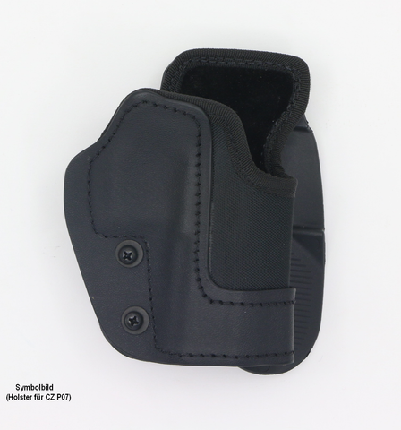 Frontline Open Top KNG Paddle Holster  Swiss Tactical Center - Swiss Tactical Center