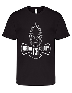Orange County Maltese Cross T-Shirt