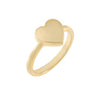 Heart Ring 6 | Urban Accessories NYC